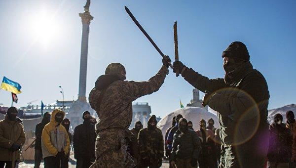 О создании штурмовых отрядов: это будут «эскадроны смерти»