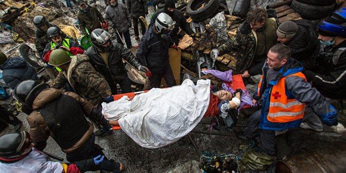 Deutsche Welle: Украина может утратить доверие Запада из-за расследования событий Майдана