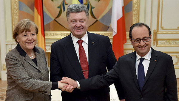 Визит, о котором промолчали: зачем Яценюк ездил к Меркель