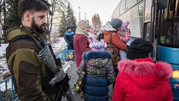 Алексей Смирнов: Люди Донбасса будут скорее голодать, чем продадутся Украине