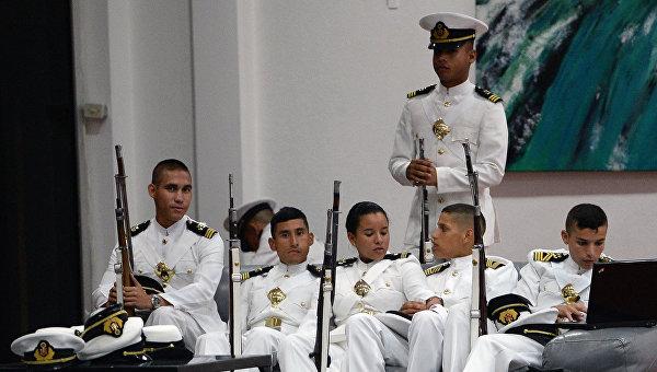 Венесуэла готовится к войне