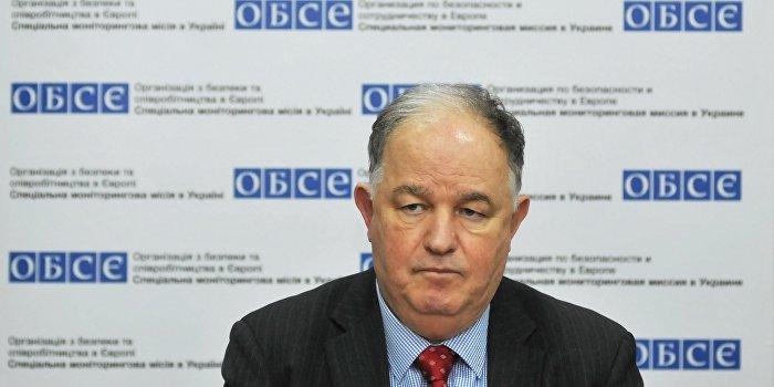 ОБСЕ: В пасхальный период в Донбассе должен быть мир