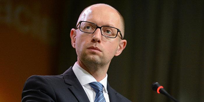 Яценюк: Коррупция на Украине превратилась в мафию