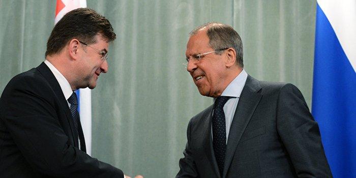 Москва и Братислава: Украинский кризис надо урегулировать политически