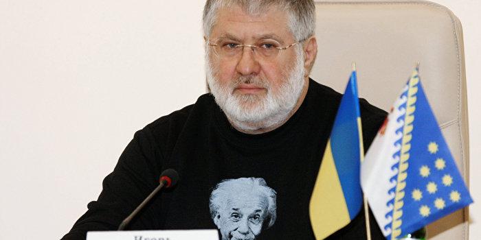 Депутат Рады: Игорь Коломойский сейчас находится в США