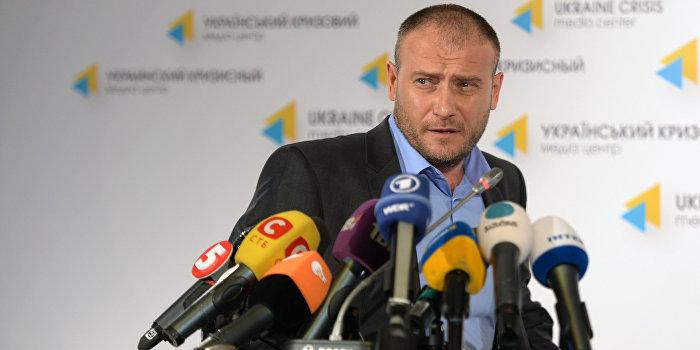 Ярош стал советником начальника Генштаба, который хотел ликвидировать