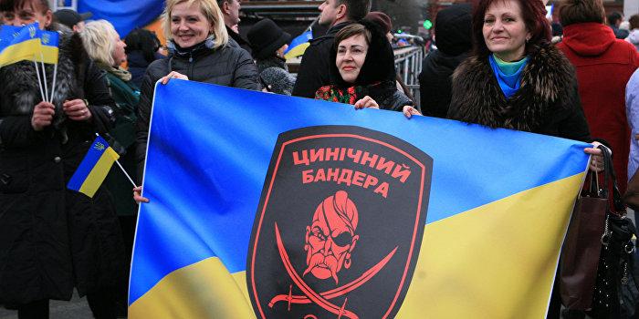 Украина с 30 марта по 5 апреля укреплялась по бандеровским лекалам