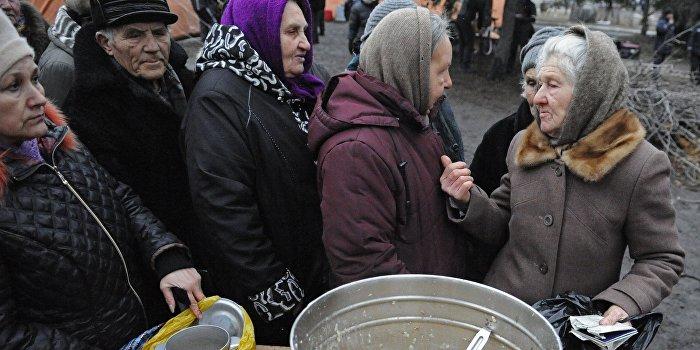 Le Figaro: Киев продолжает блокаду Донбасса вопреки минским соглашениям