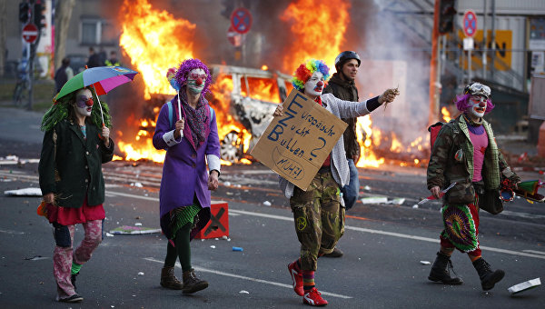 Украина и европейские реалии