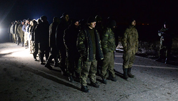 ДНР и ЛНР передали всех украинских пленных
