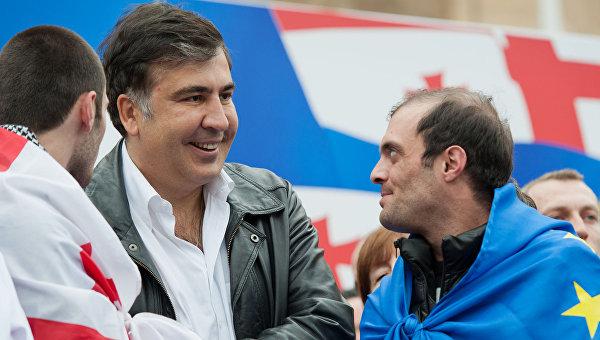 В Грузии начался суд над Саакашвили