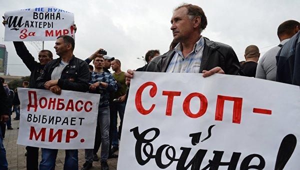 Денис Пушилин: Если бы мы не провозглашали того, что хочет Донецк, то были бы вынесены из власти вилами