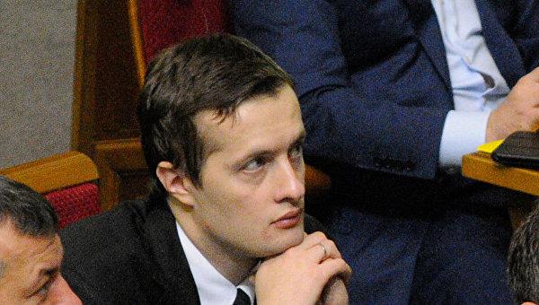 Автомобиль Порошенко-младшего протаранили бойцы «Азова»