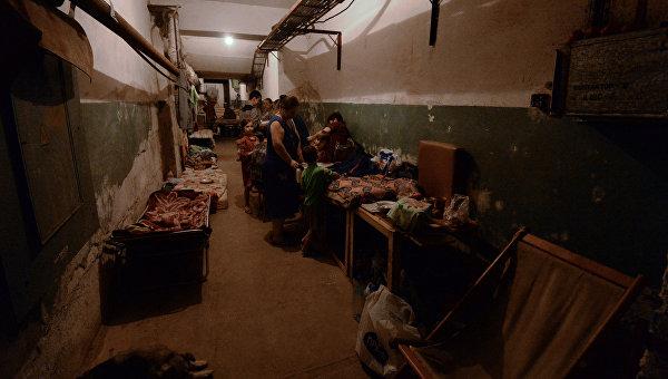 Украина: «Пять миллионов нуждаются в помощи, есть угроза эпидемий»