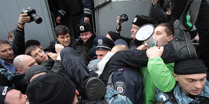 В Одессе проходят массовые аресты несогласных с киевским режимом