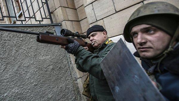 Le Temps: На Украине образована мафия из судей, милиции и чиновников