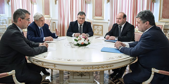 Джордж Сорос: Последний шанс для Украины и Европы