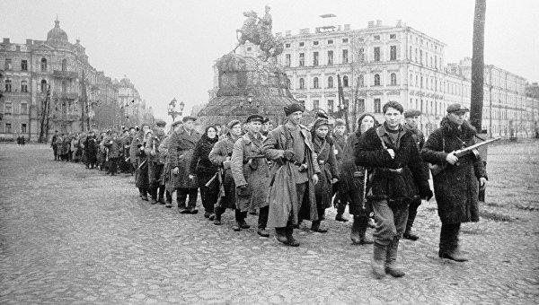 «Немцы были такие же пацаны, как и мы. А мы их убивали, и они нас»