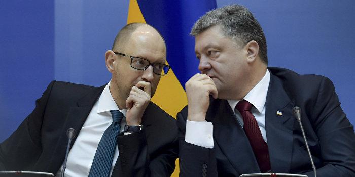 Киевские власти по-прежнему разделяют общество на людей первого и второго сорта