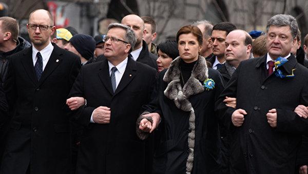 Президент Польши: последний визит «адвоката»