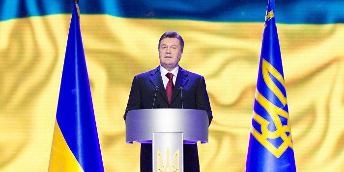 СБУ: Открыто уголовное дело об узурпации власти против Януковича