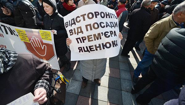 Кто будет дружить с Арсением Яценюком