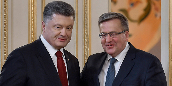 Президент Польши призвал украинцев и поляков к взаимному прощению