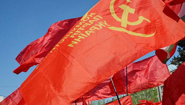 «Правый сектор» пикетирует здание Верховной Рады