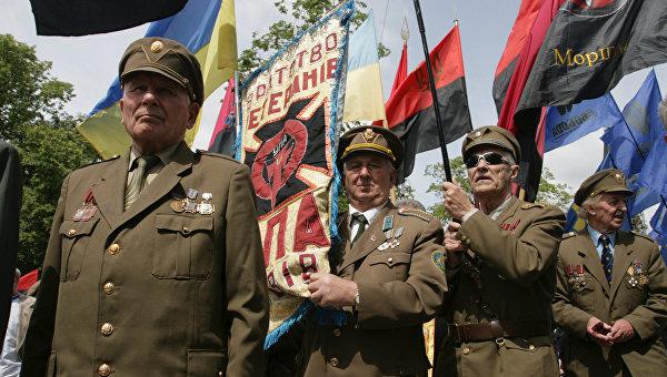 Верховная Рада признала боевиков УПА борцами за независимость Украины
