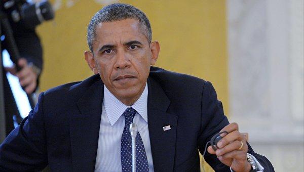 Президент Чехии поставил Бараку Обаме ультиматум