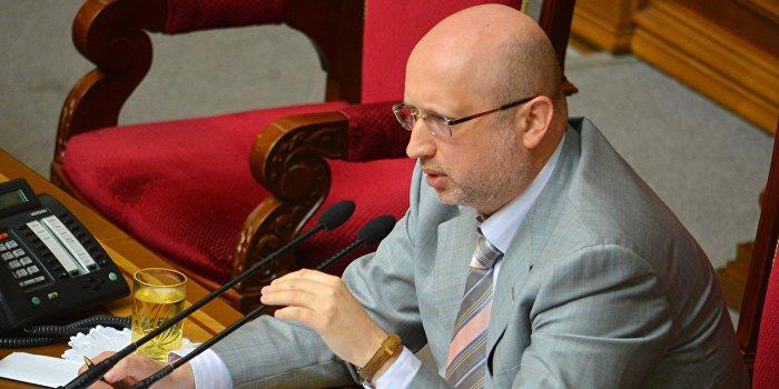 Турчинов собирается создать украинскую систему ПРО