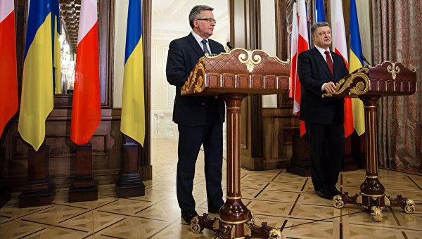 DWN: Польша выделит средства на строительство «стены Яценюка»