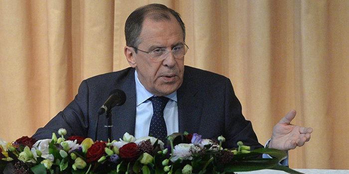 Лавров: Из-за украинских событий с Россией ведут беспрецедентную информационную войну