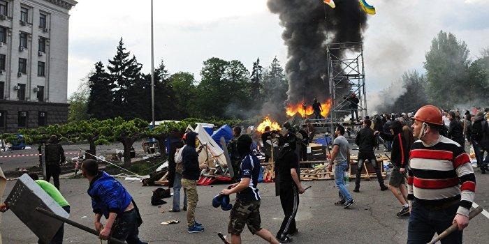 Украинские радикалы - одесситам: «Мало вас пожгли, уродов!»