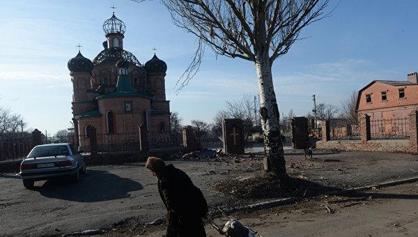 Пургин: Из-за боевых действий в ДНР разрушено 70 храмов