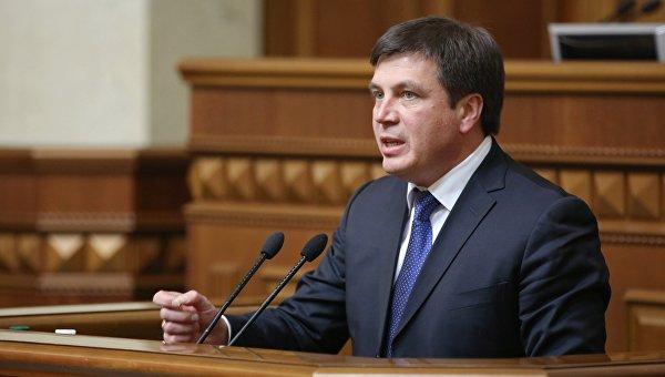 Киев просит 1,5 миллиарда долларов на восстановление Донбасса