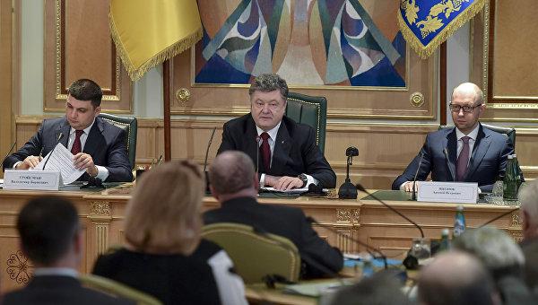 Украина c 6 по 12 апреля боролась за унитарность, раскалываясь изнутри