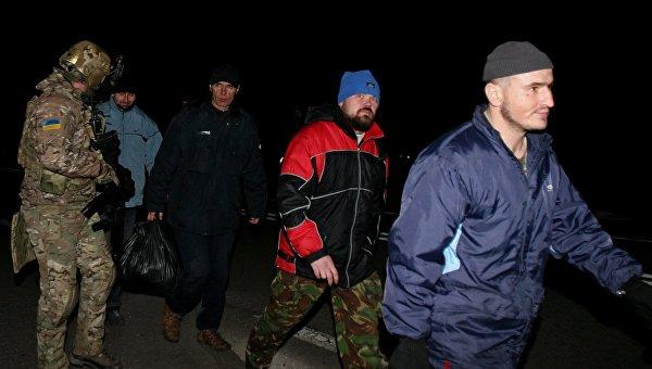 Киев обещает освободить пленных ополченцев в ближайшие дни