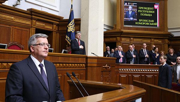 В Польше признание УПА борцами за Украину назвали «пощечиной»