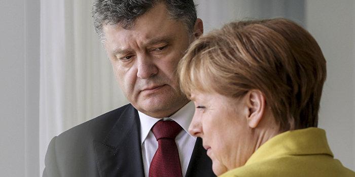 Порошенко пытается переписать Минские соглашения?