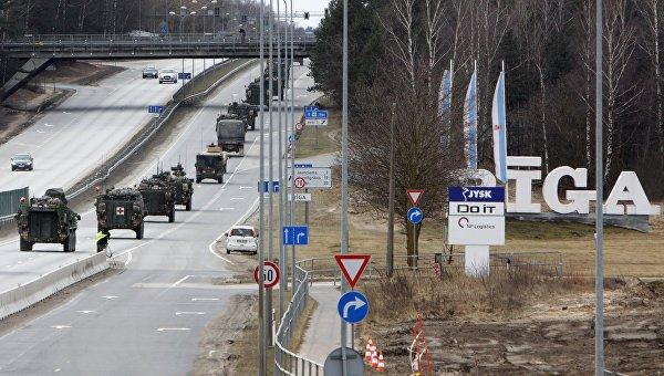 Натовская «воронка» затягивает Европу