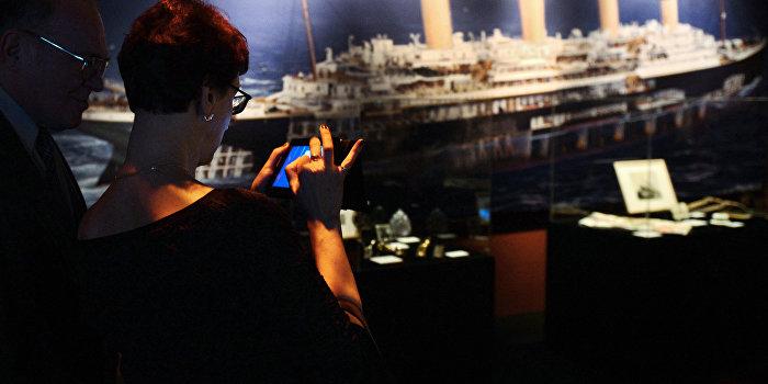США - это «Титаник»