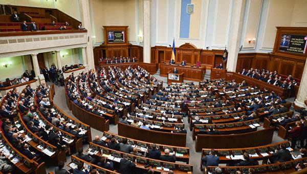 Украина: игра в четыре руки