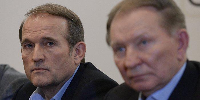 Медведчук: Украина не выполнила ни одного пункта минских соглашений