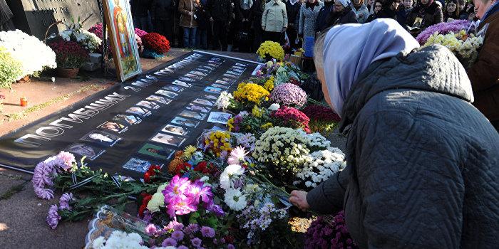 Путин: Украинский народ даст оценку трагедии в Одессе