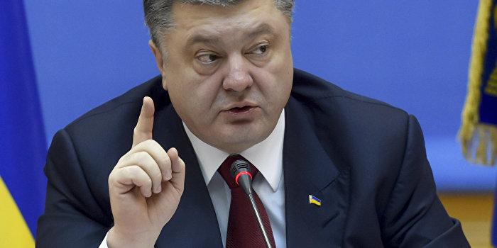 Порошенко считает убийство Калашникова и Бузины провокациями