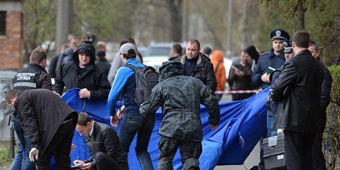 Украинский журналист: Лещенко, Найем, Кошкина, Портников - следующий кто-то из них