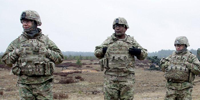 Песков: Американские  инструкторы дестабилизируют ситуацию на Украине