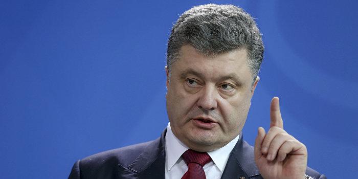 «Борец с олигархами» Порошенко входит в число 12 богатейших украинцев