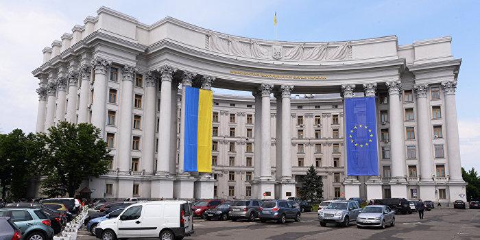 МИД Украины поставил ультиматум НАТО